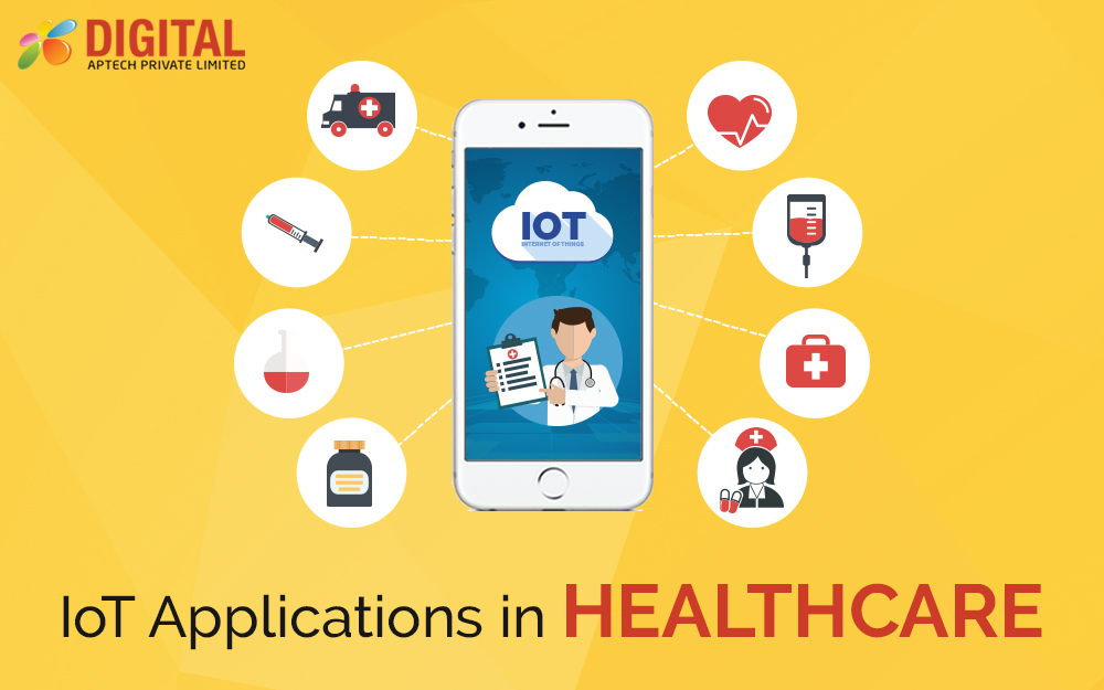 Applications of IoT in the Healthcare Industry