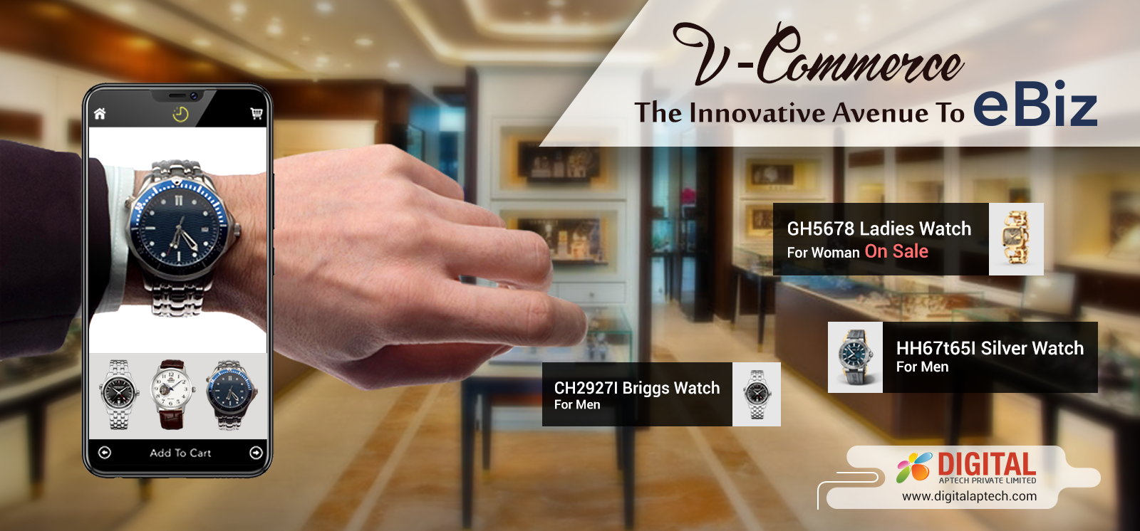 Virtual Reality and Augmented Reality – the New V-Commerce Tools