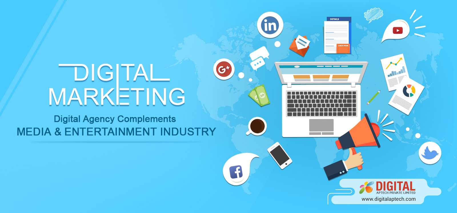 Why the Media and Entertainment Industry Needs a Digital Agency?