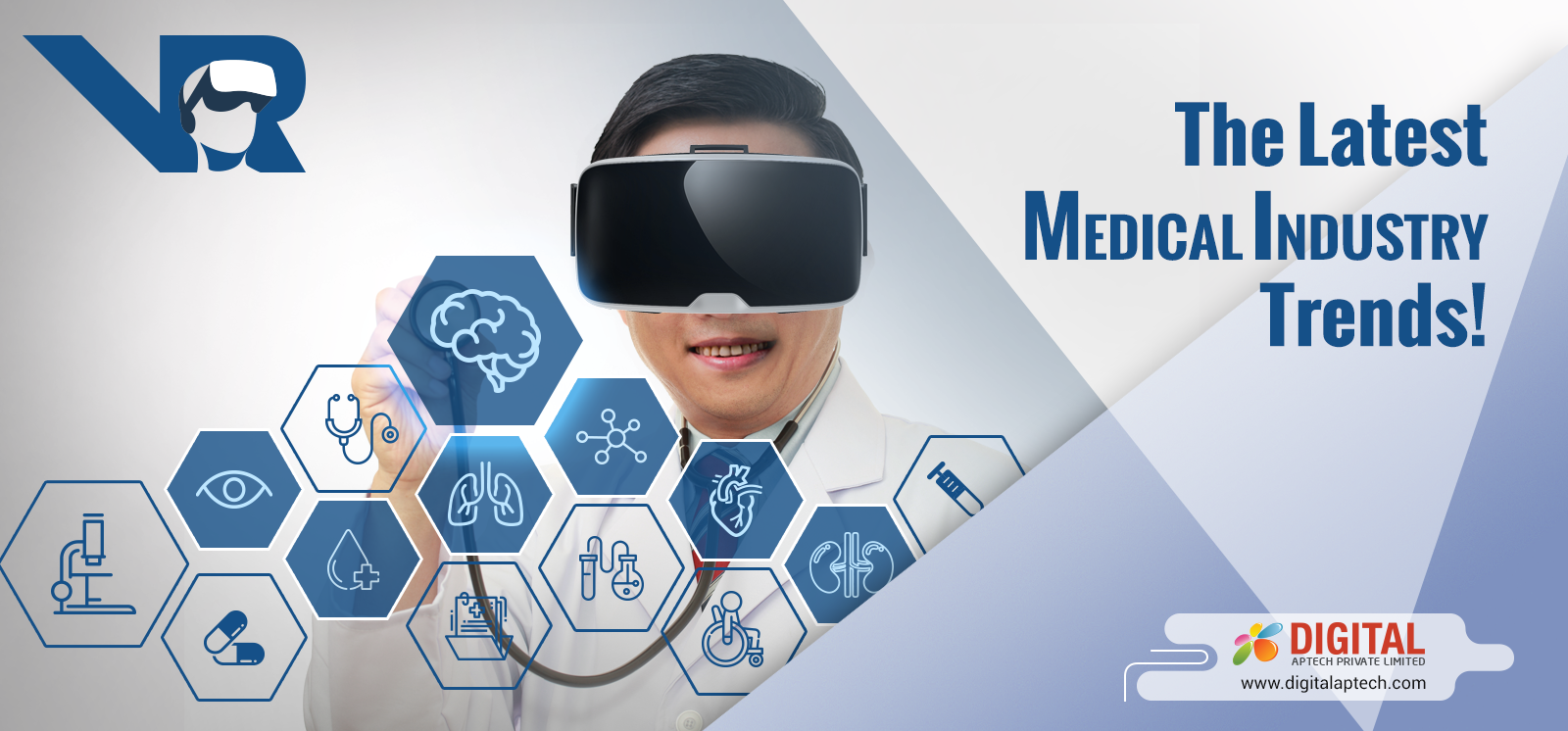 6 Uses of VR in the Healthcare Sector
