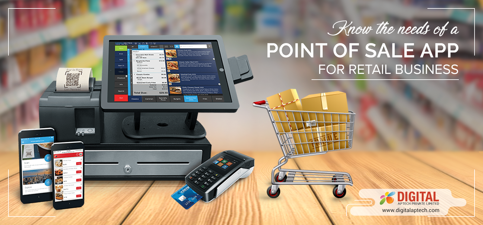 Why You Need a Point of Sale App for Your Retail Business?