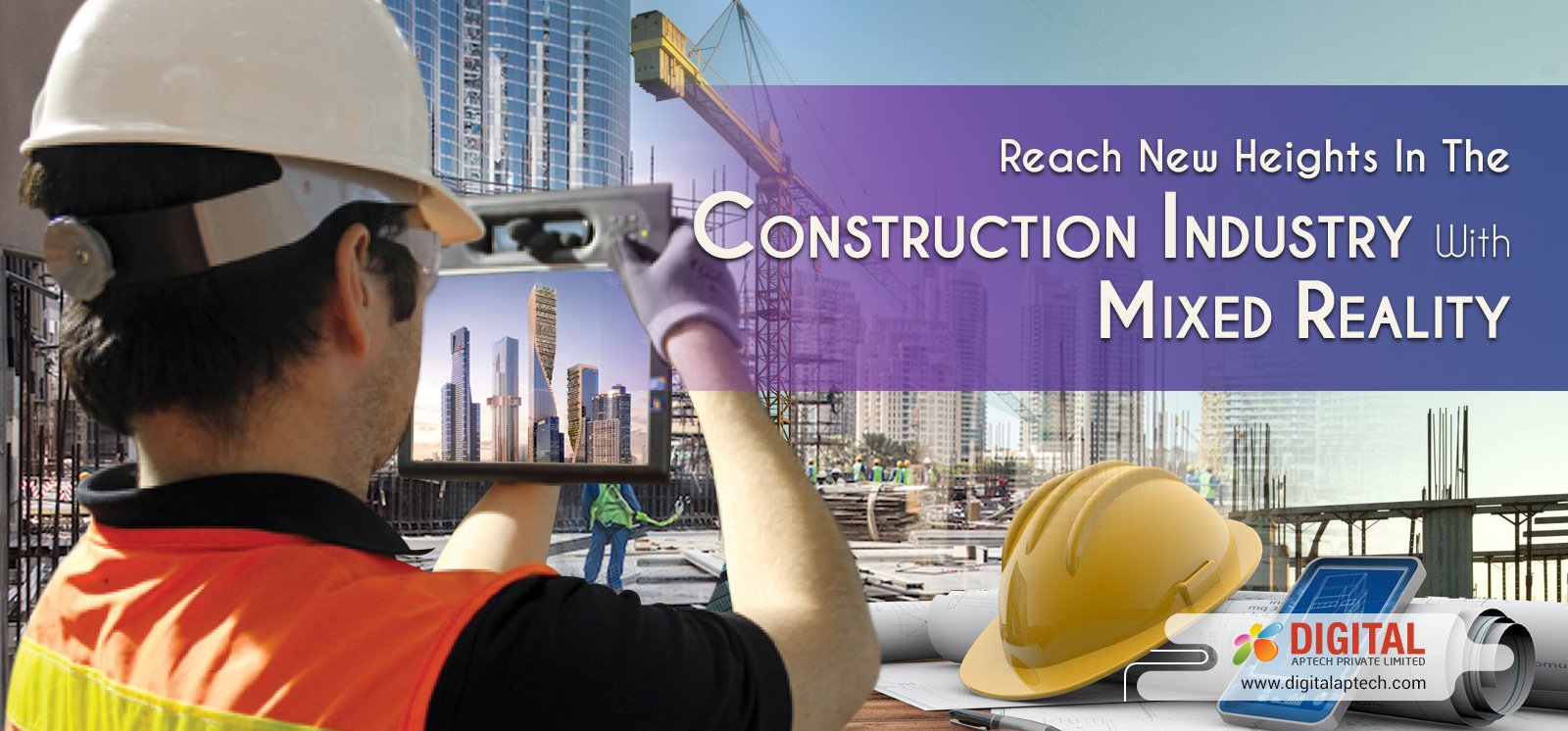 How Can Mixed Reality Help the Construction Industry?