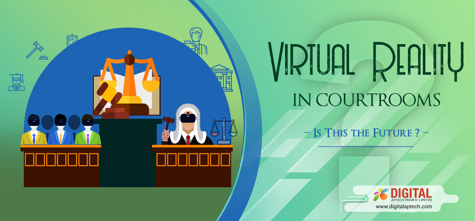 How Can You Use Virtual Reality in Courtrooms?