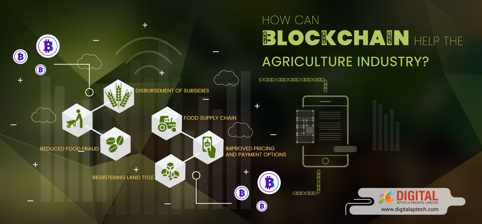 Applications of Blockchain in the Agriculture Industry