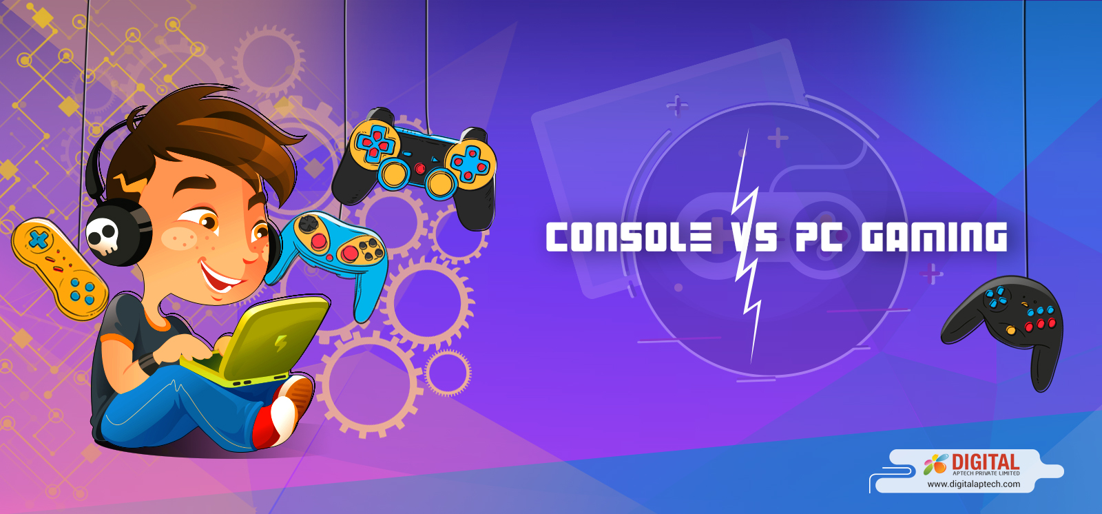 Console or PC Gaming – Which is Better?