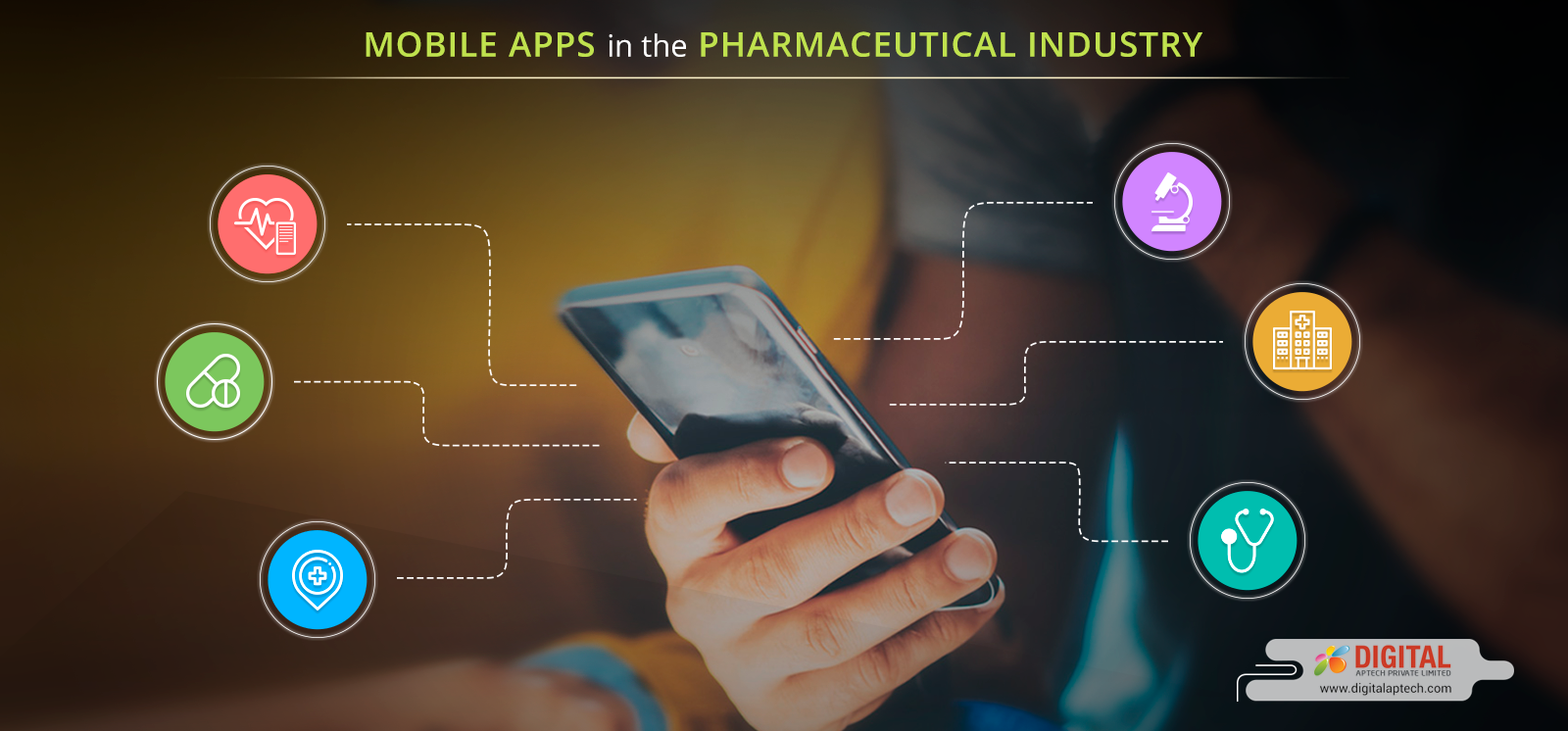 Mobile Applications: Fuelling the Growth of Pharmaceutical Industry