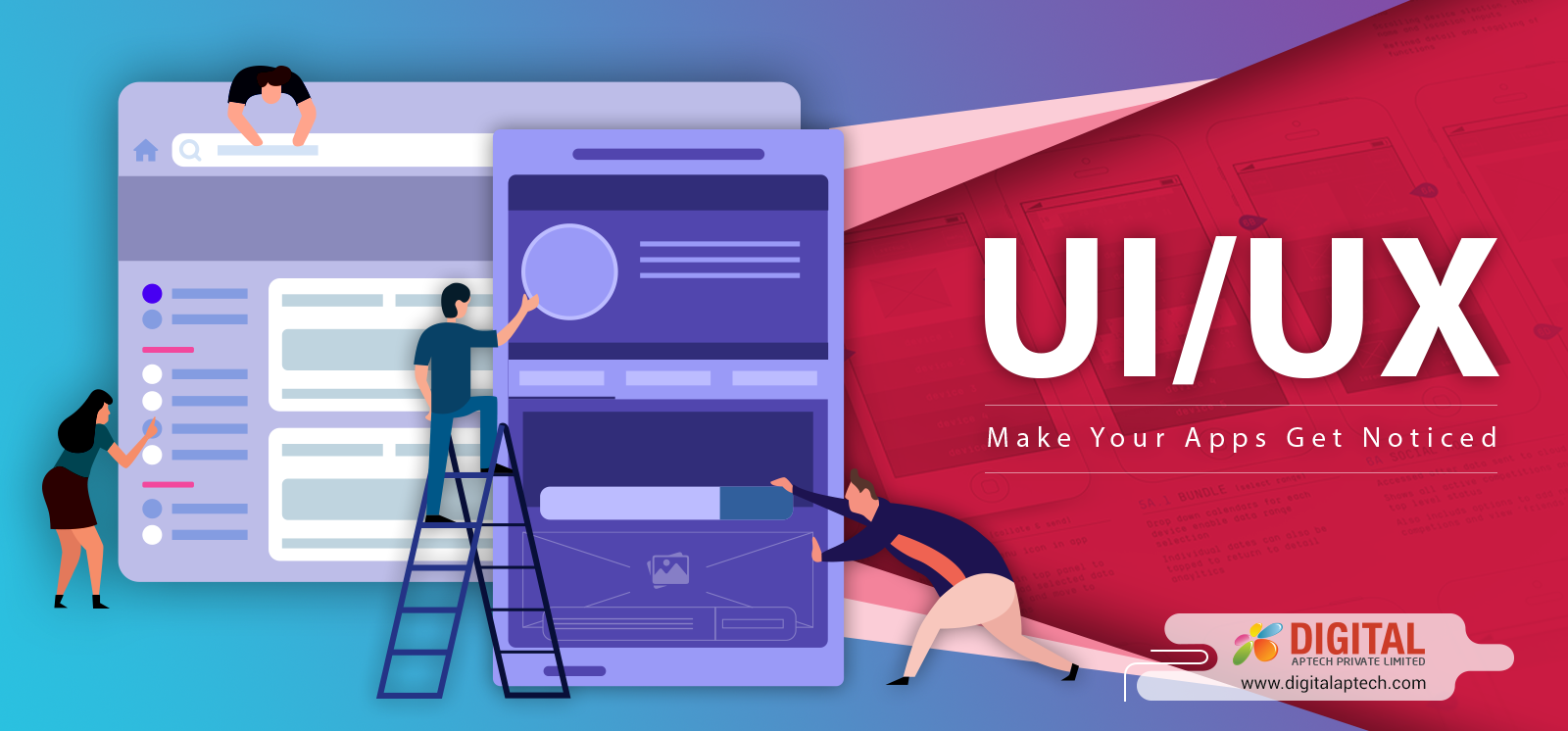 UI/UX Design: The Key to Make Your App Successful