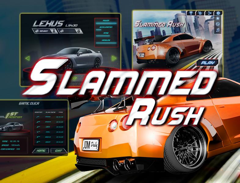 Slammed rush