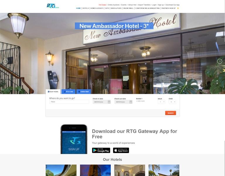 RTG Gateway