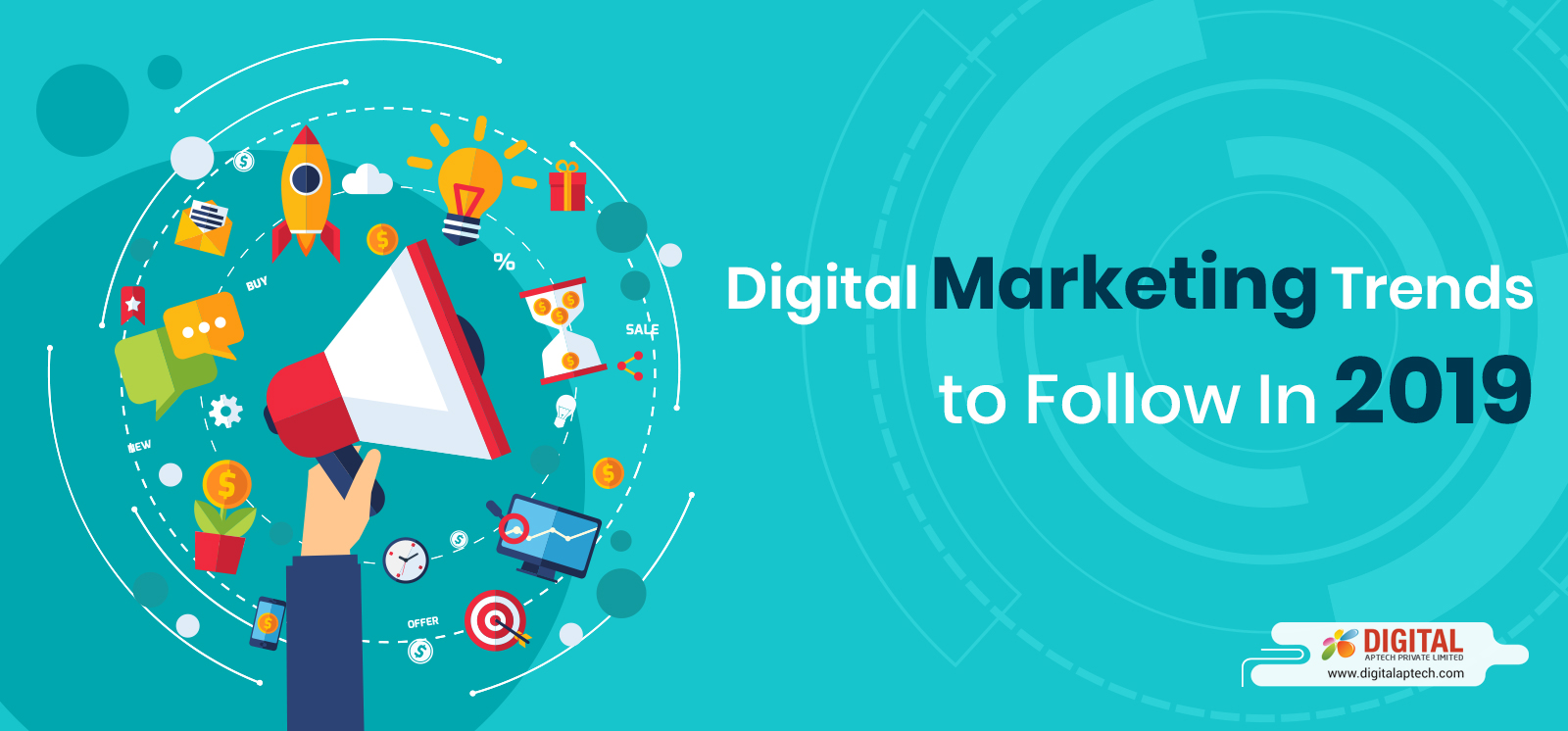 Digital Marketing Trends to Follow in 2019: Top 5