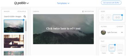 pablo designing tool for digital marketing