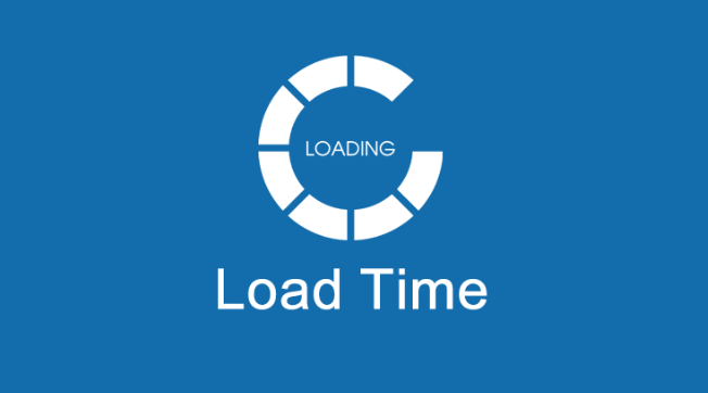 Page loading time