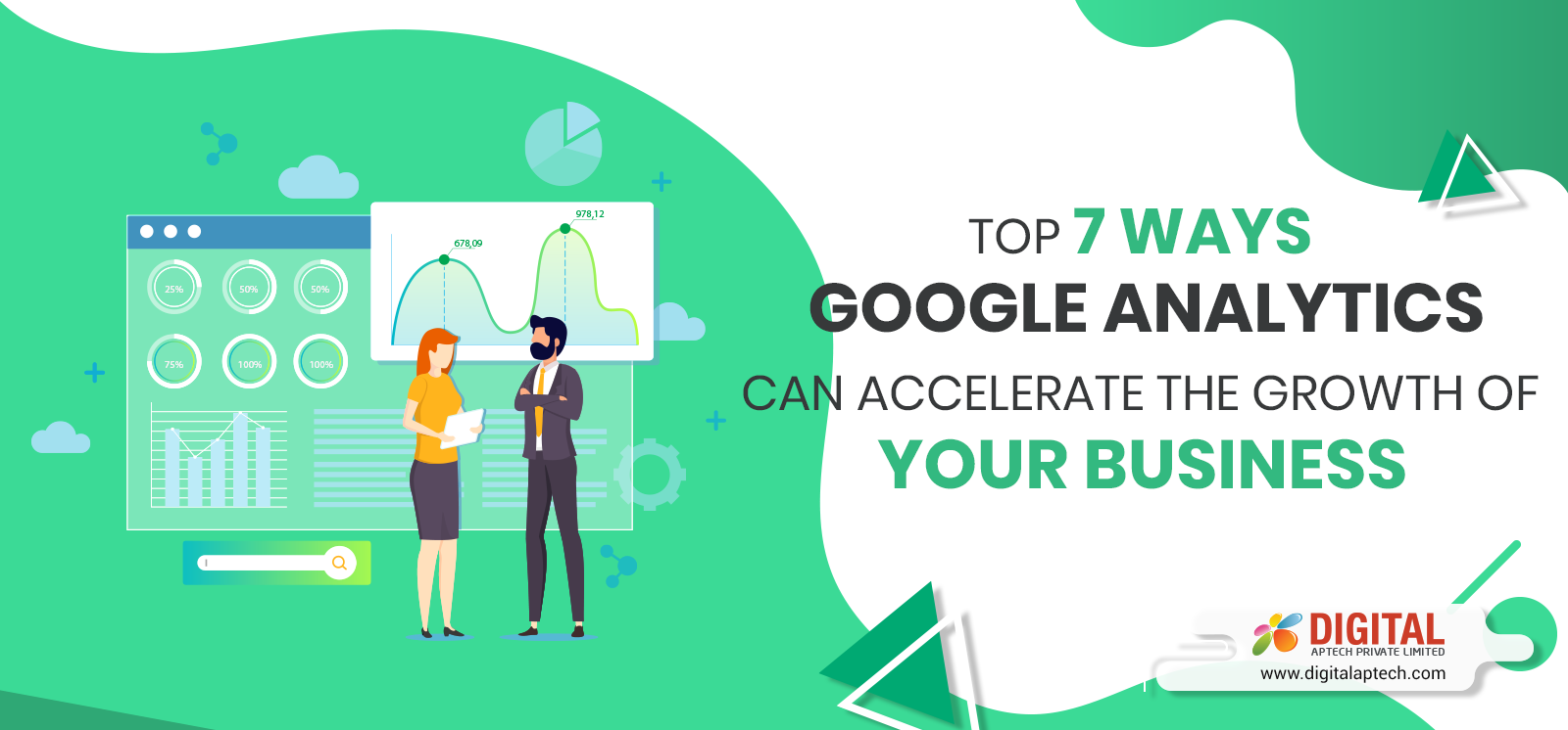 Top 7 Ways Google Analytics Can Accelerate the Growth of Your Business