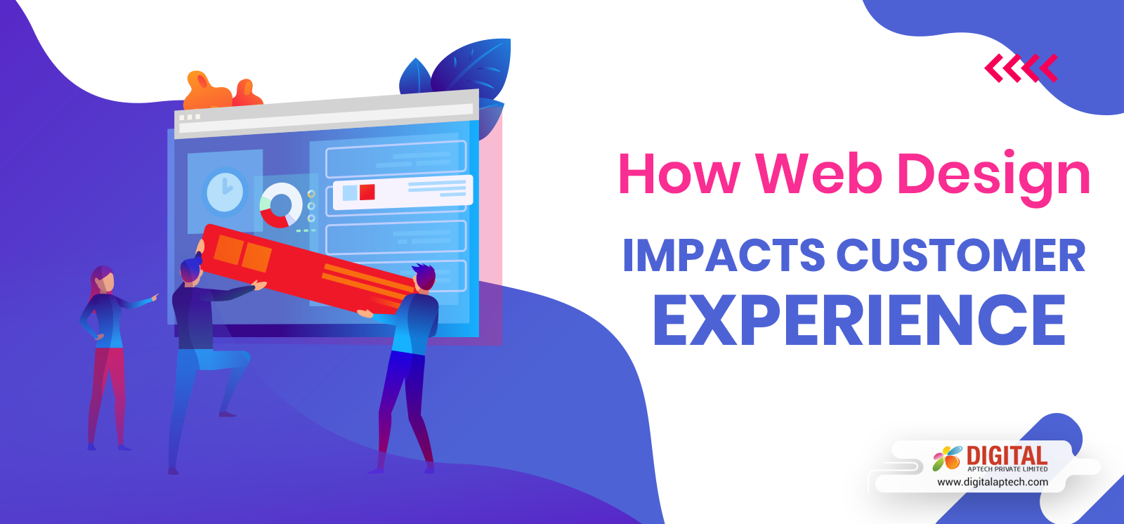 How Web Design Impacts Customer Experience