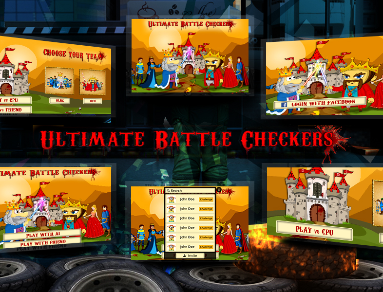 Ultimate Battel Checker