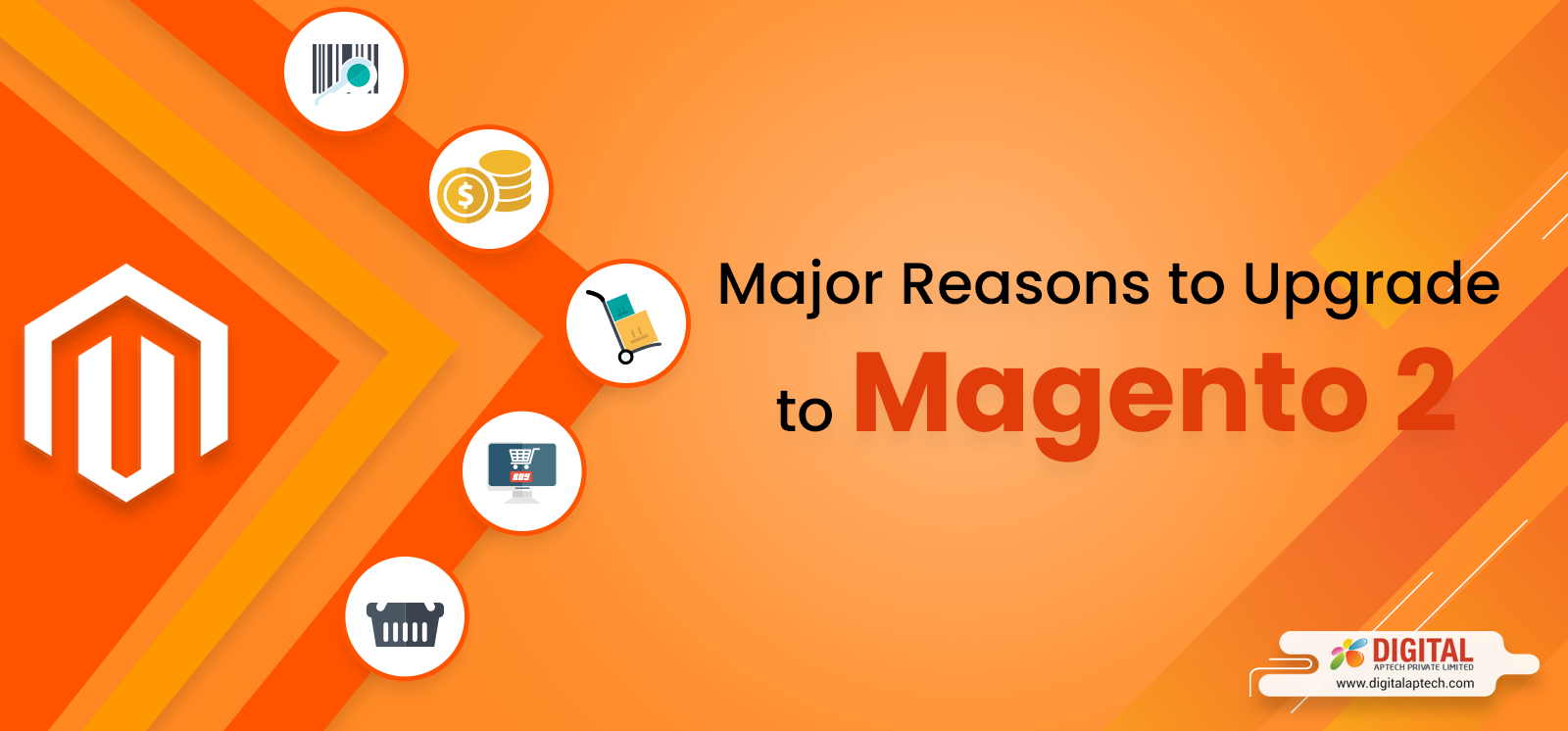 Major Reasons to Upgrade to Magento 2
