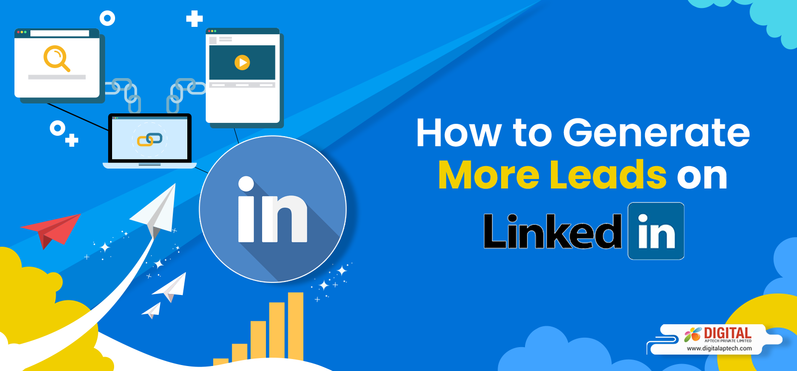 Ways You Can Generate More Leads on LinkedIn