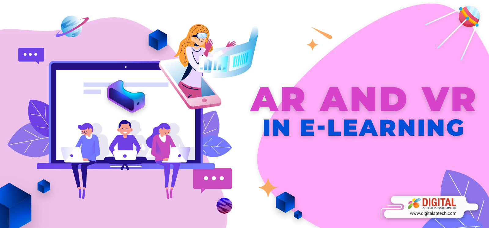 How Can AR and VR Impact E-Learning?