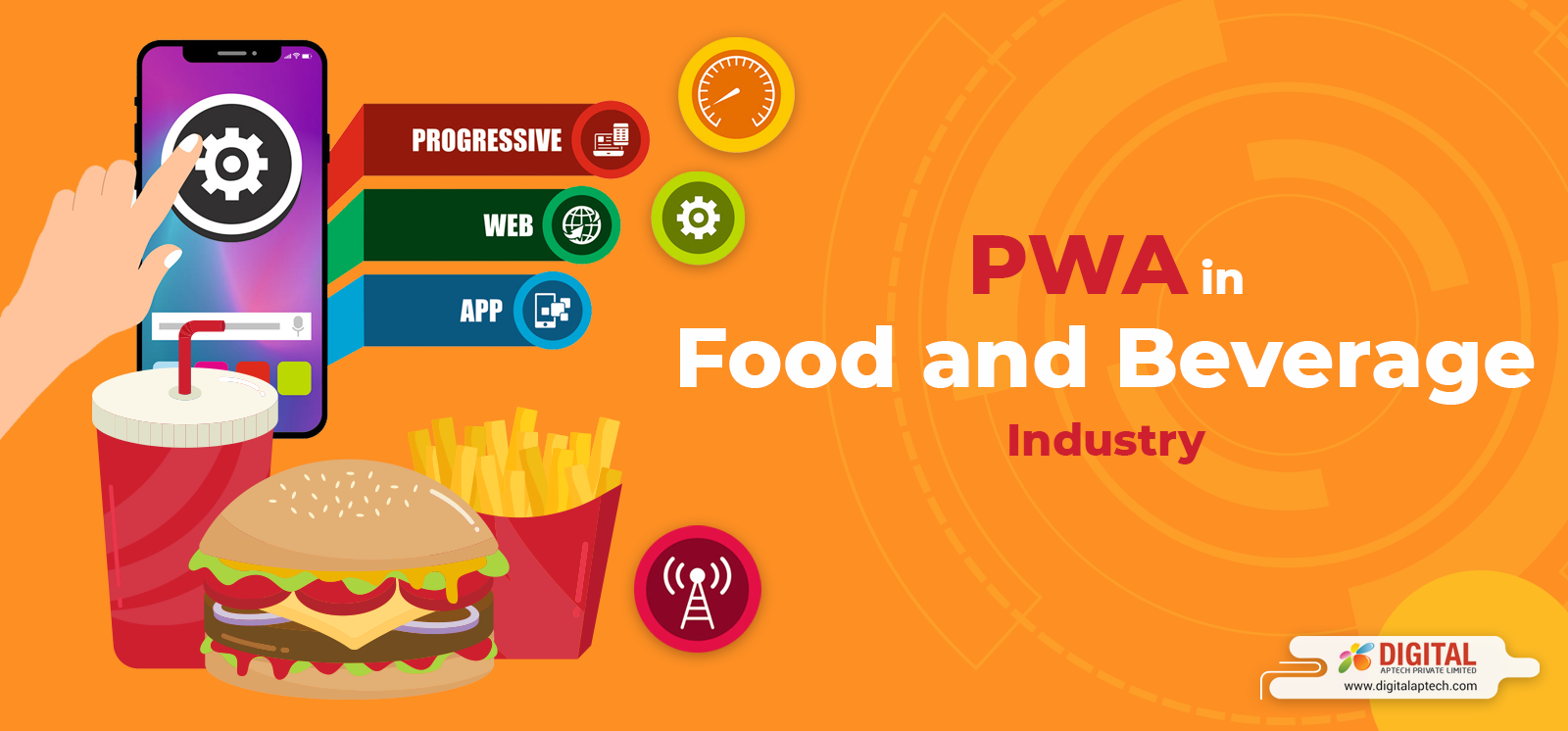 Why PWA is the Future of the Food & Beverage Industry?