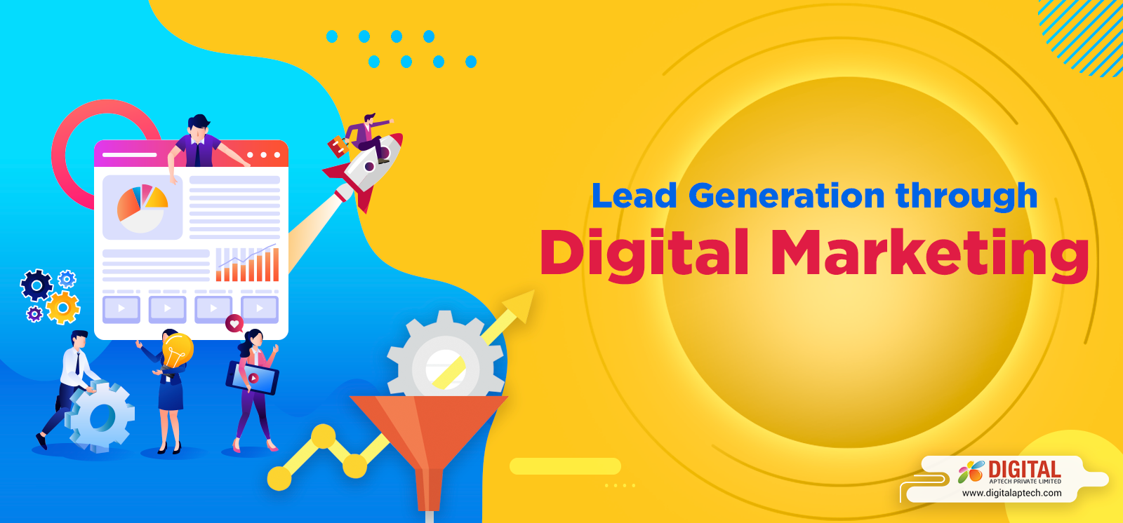 Top 9 Ways Digital Marketing Can Help You in Generating More Leads