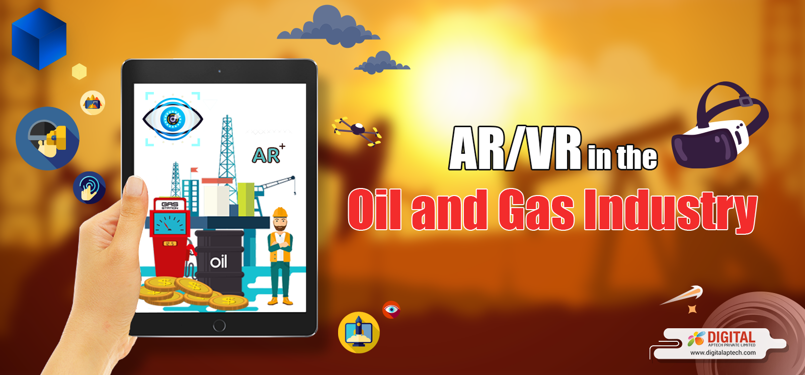 Solving Oil & Gas Industry challenges with AR and VR