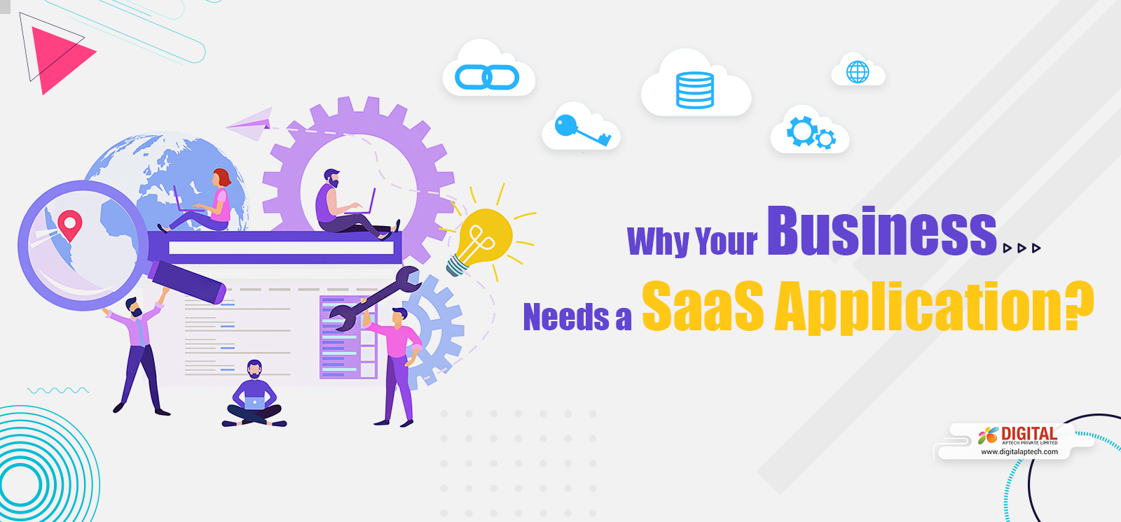 Increase Your Business Growth with SaaS Applications