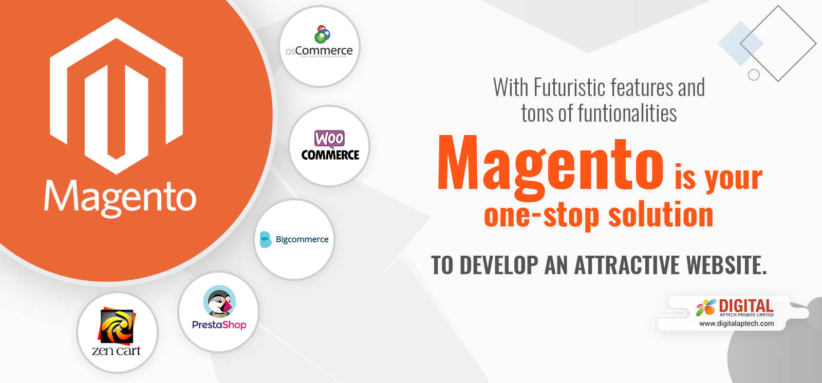 5 Reasons Why Magento Development is the Best for Ecommerce