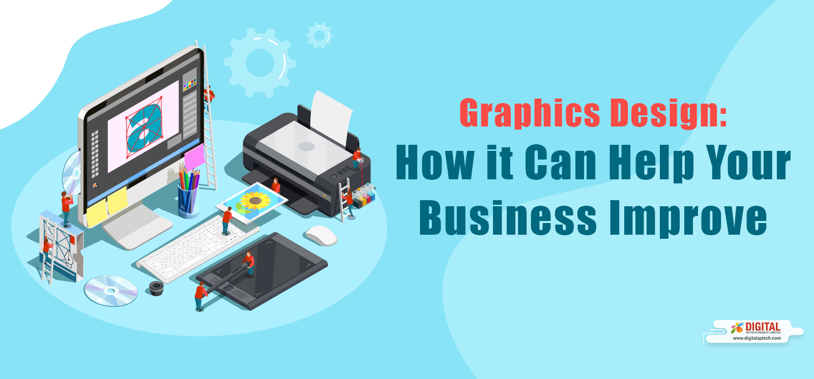 How Graphic Design Helps You to Improve Your Business