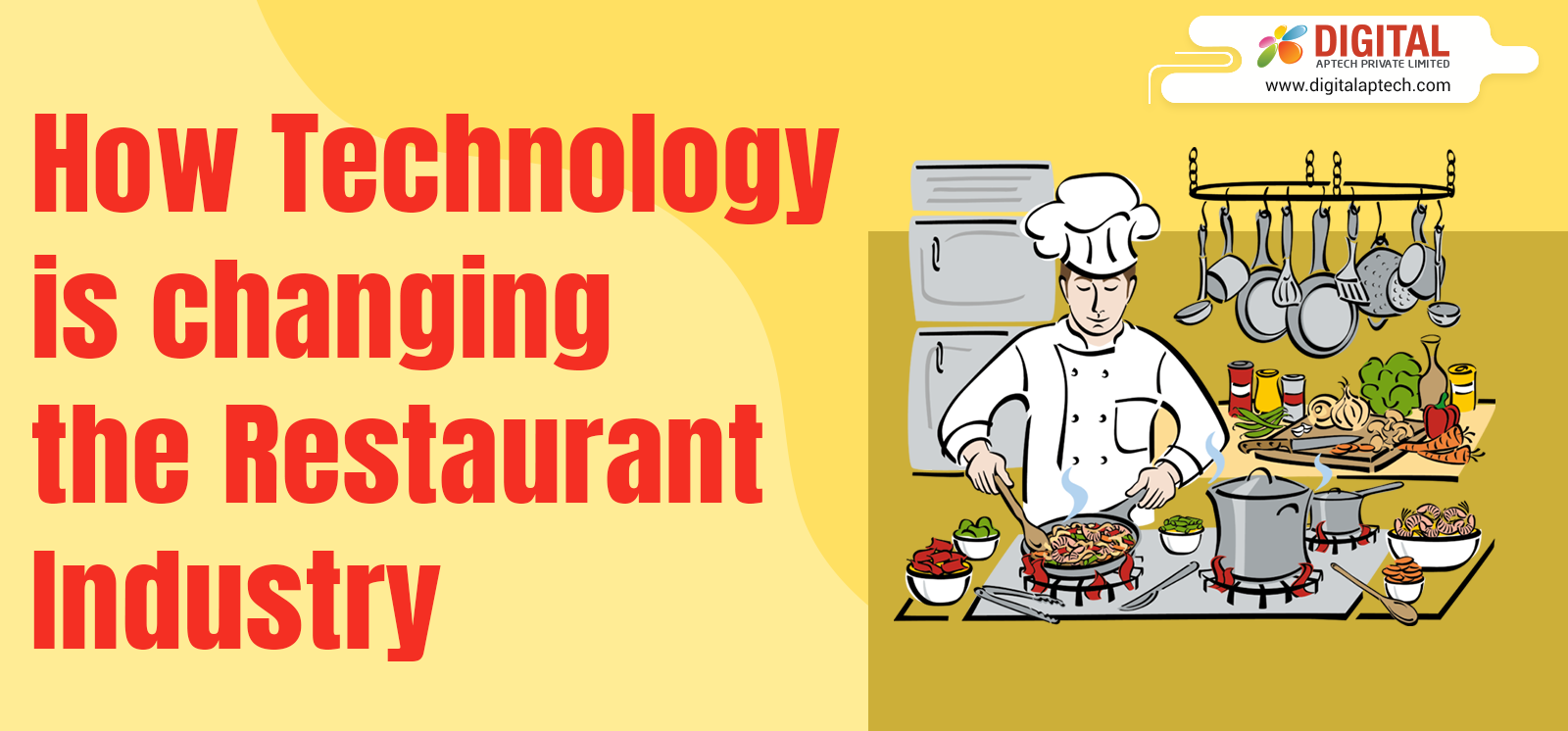 How Technology is changing the Restaurant Industry