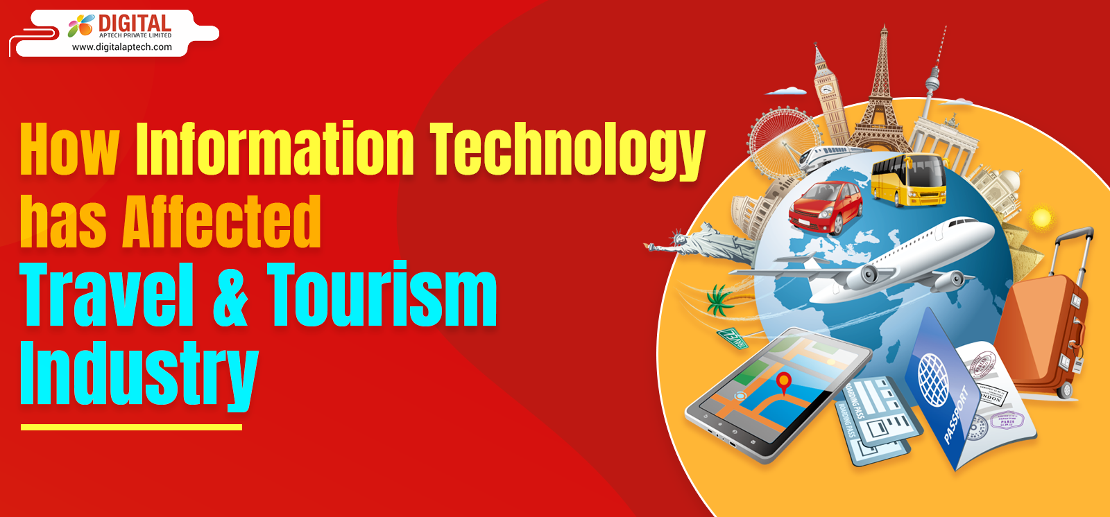 How Information Technology has Affected Travel & Tourism Industry