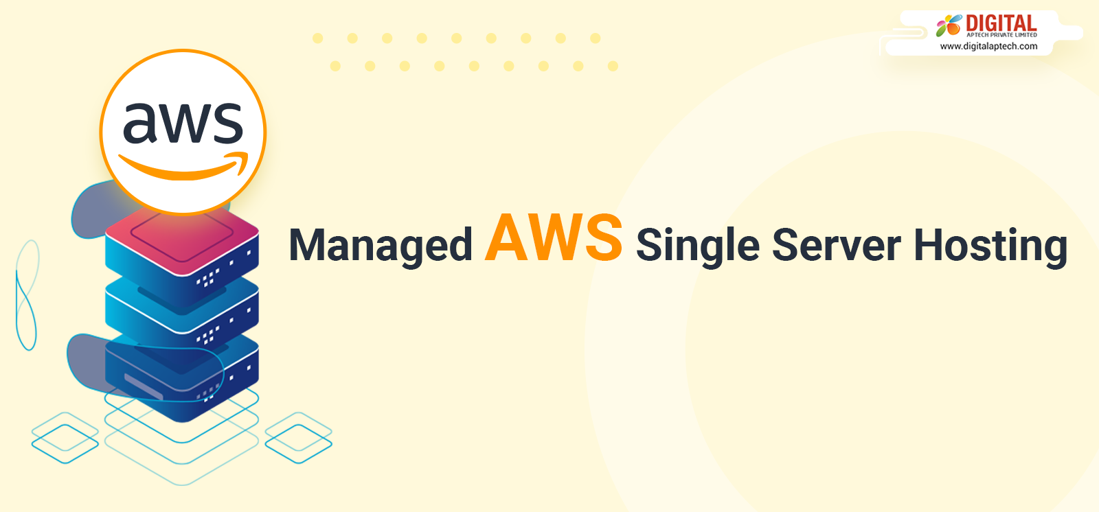 Managed AWS Single Serve Hosting By Digital Aptech Private Limited