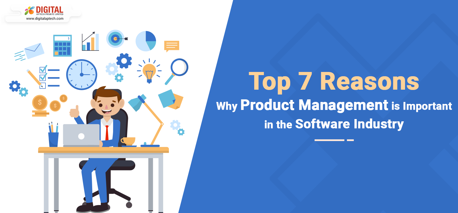 Top 7 Reasons  Why Product Management is Important in the Software Industry
