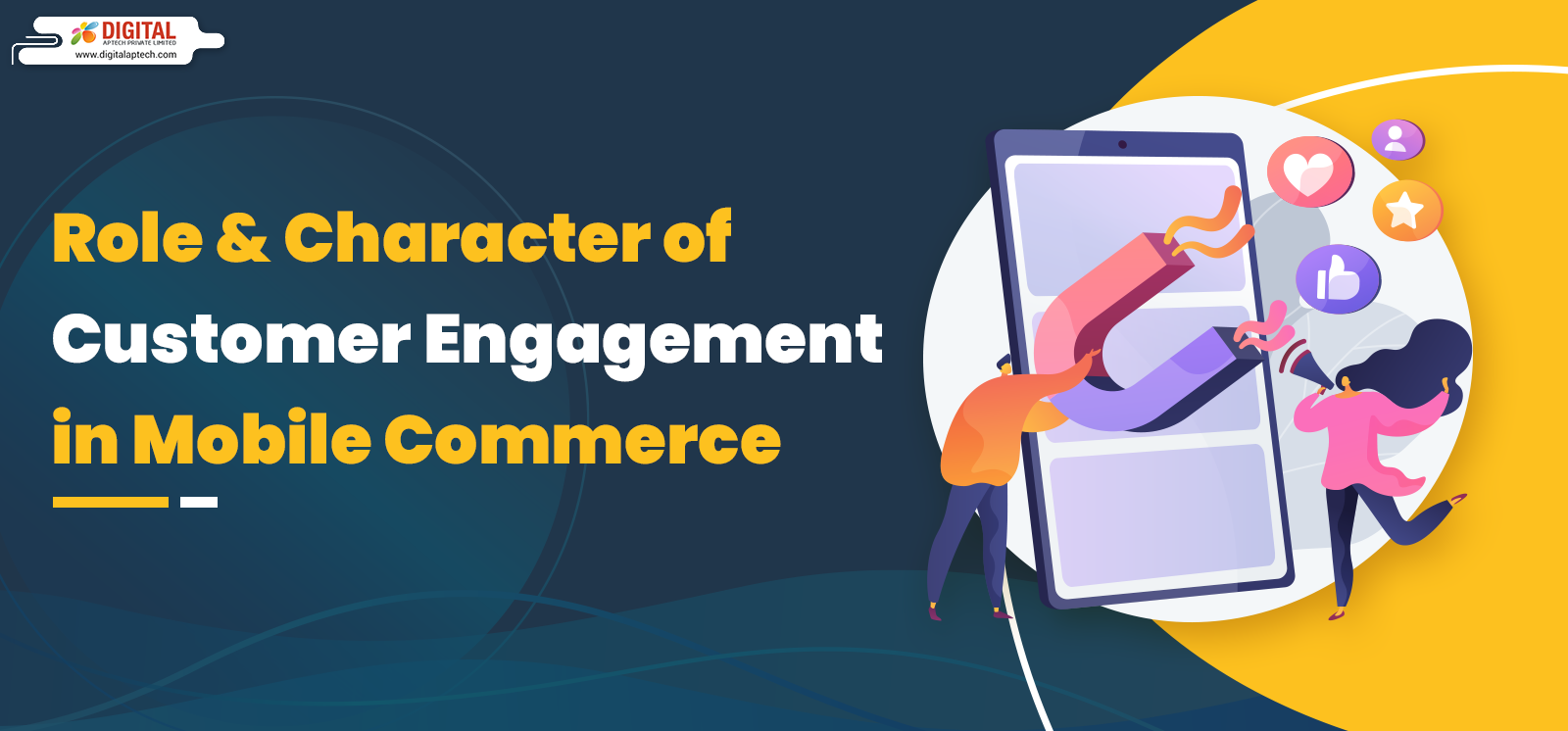 Role & Character of Customer Engagement in Mobile Commerce