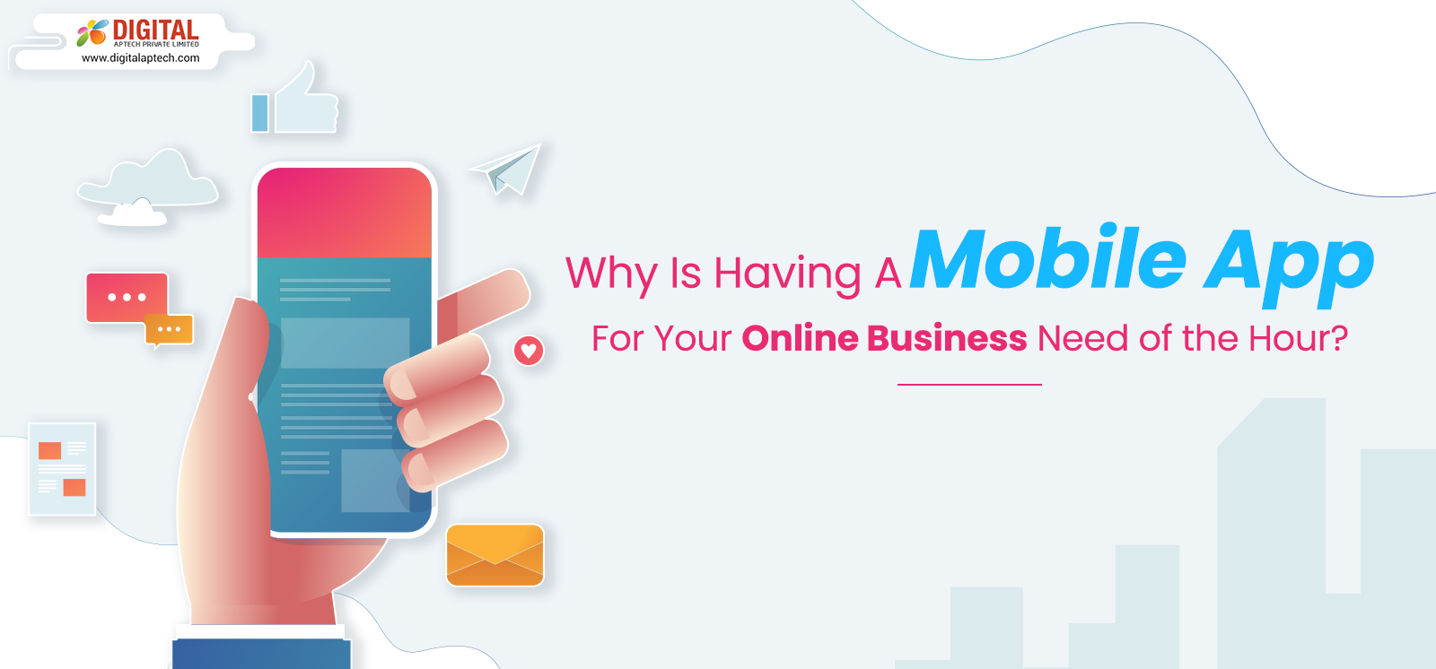 Why Is Having A Mobile App For Your Online Business Need of the Hour?